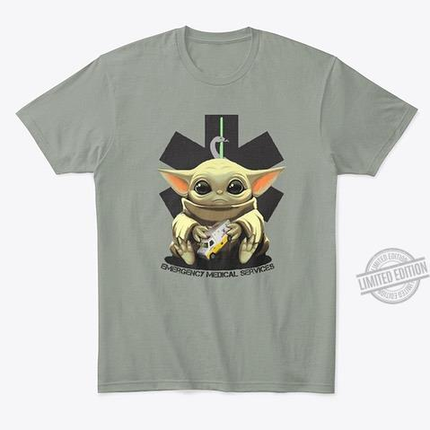 Baby Yoda Emergency Medical Services Shirt