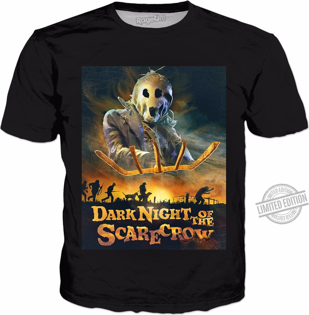 Dark Night Of The Scare Crow Shirt