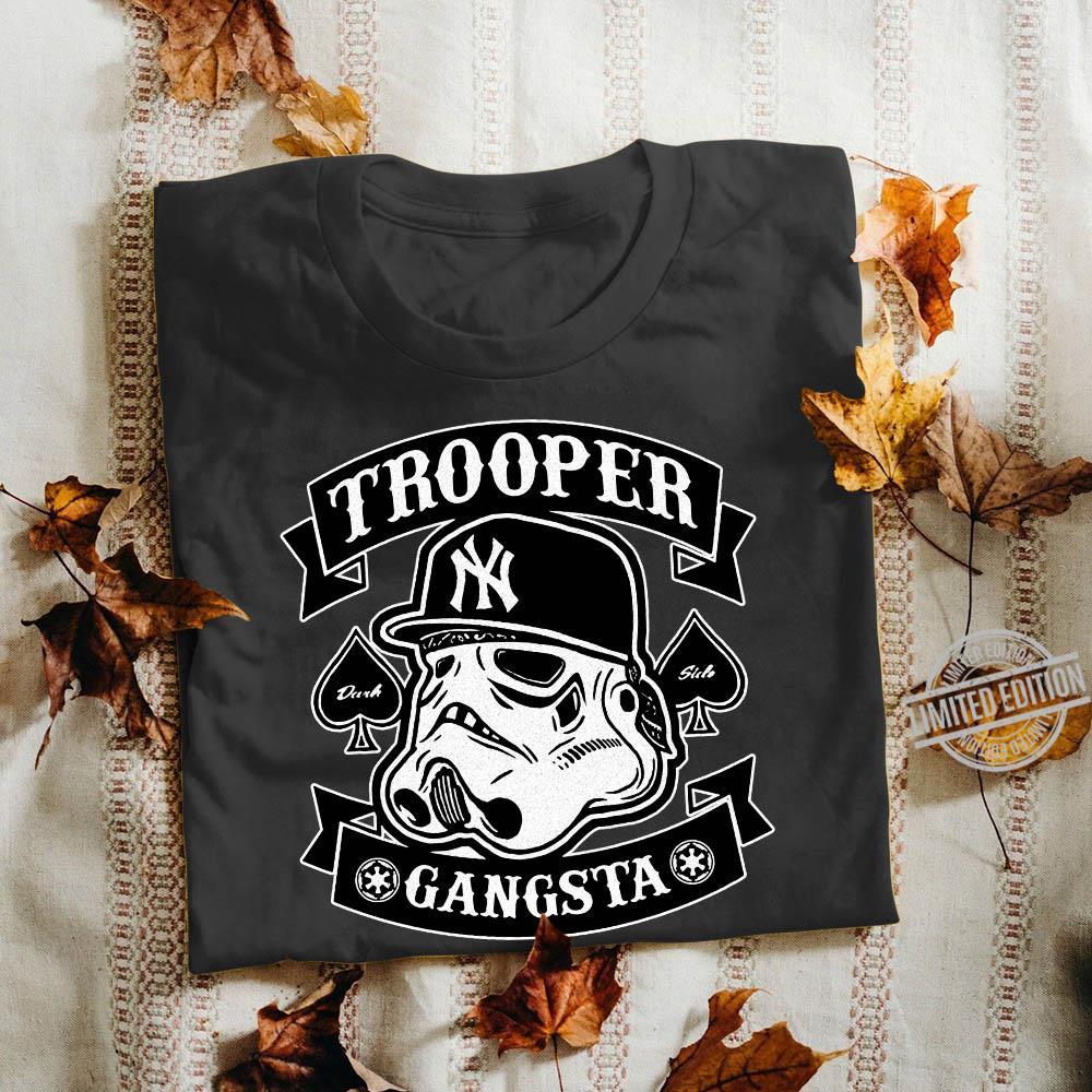 Trooper Gangsta Shirt